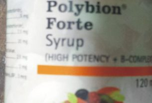 Polybion Fort Syrup Is Used For General Weakness,Periphral Neuropathy