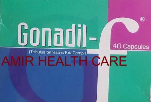 Best Gonadil-F Capsules Is Used for premature 2020