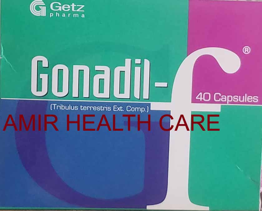Best Gonadil-F Capsules Is Used for premature 2020