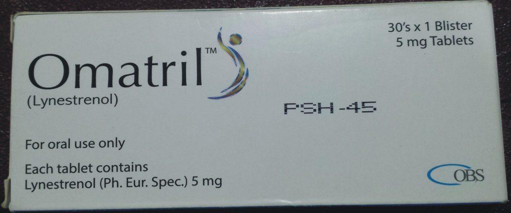LynestrenolOmatril Tablet USED For menorrhagia || Polymenorrhea