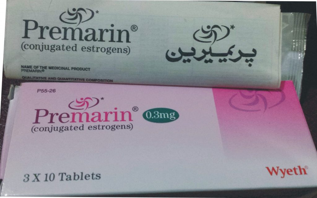 Premarine Tablet is used To treat menopause prevent osteoporosis prostat