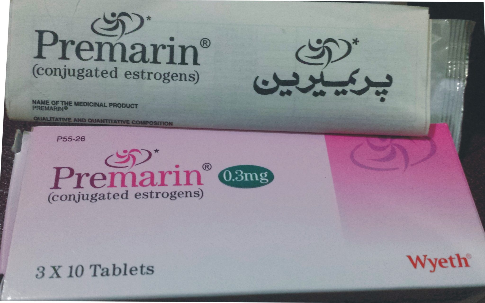 Premarin tablet Is Used To Help Treat Symptoms of Menopause