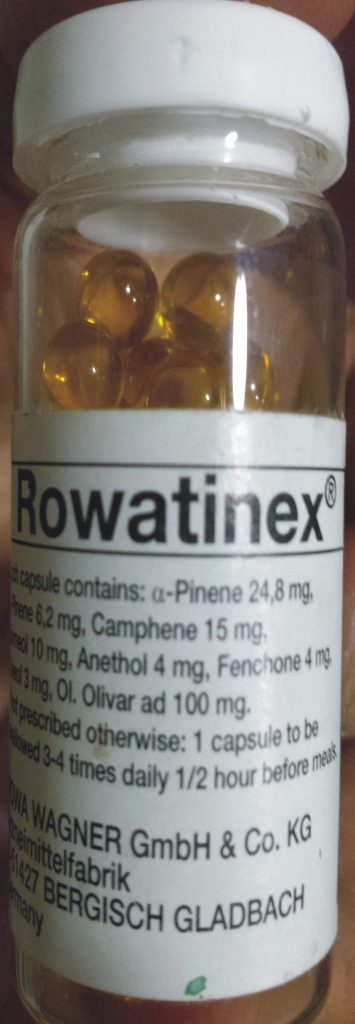 Rowatinex-Is Used For Break kidney stone & Dissolve Stone