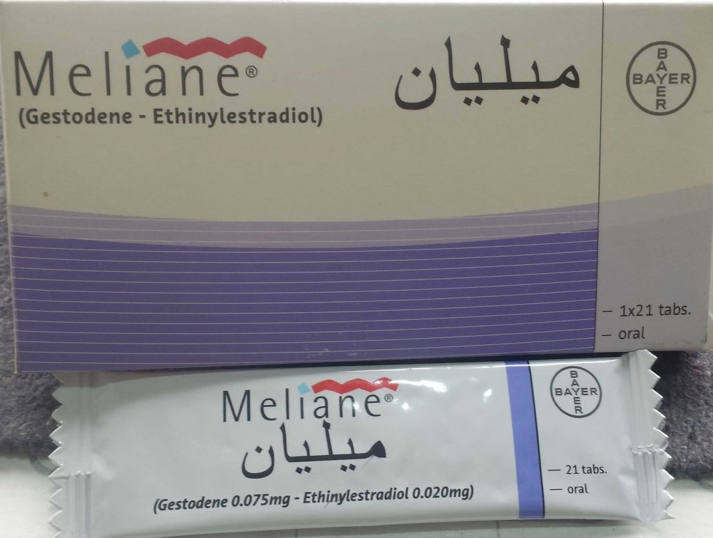MELIANE Tablet