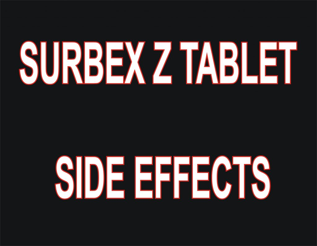 Surbex Z Oral Uses Side Effects Dose In Urdu Amir Health Care