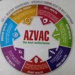 Azvac(Multivitamin + mineral )
