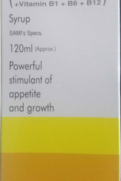 Trimetabol Syrup(Metopine + L-Lysine + DL-Carnitine +Vitamin B1+B6 +B12) Uses Side effects Dose In Urdu