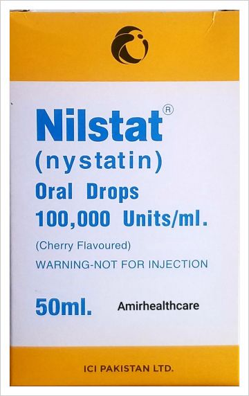 Nilstat Oral drops uses side effects dose in Urdu
