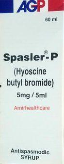 Spaslar-P Syrup Uses Side-effects Dose In Urdu